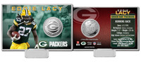 Eddie Lacy Silver Coin Card