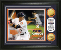 Carlos Correa Gold Coin Photo Mint