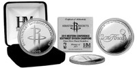 Houston Rockets Southwest Division Champions Silver Mint Coin