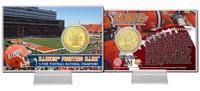 University of Illinois Bronze Coin Card