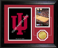 Indiana University Court Fan Memories Desktop Photo Mint