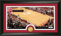 Indiana University Court Bronze Coin Panoramic Photo Mint