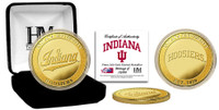 Indiana University  Gold Coin