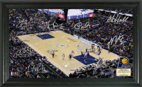 Indiana Pacers Signature Court