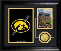 University of Iowa Fan Memories Desktop Photo Mint