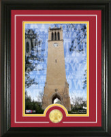 Iowa State University Campus Traditions Bronze Coin Photo Mint