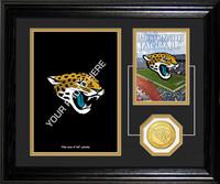 Jacksonville Jaguars Framed Memories Desktop Photo Mint