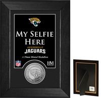 Jacksonville Jaguars Selfie Minted Coin Mini Mint