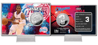 Chris Paul Silver Coin Card