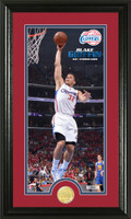 Blake Griffin Bronze Coin Panoramic Photo Mint