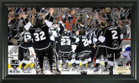 LA Kings 2014 Stanley Cup Champions Celebration Signature Rink