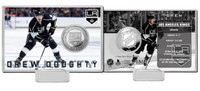 Drew Doughty Silver Coin Card