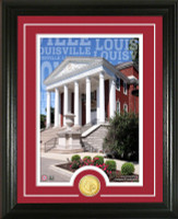 University of Louisville Campus Traditions Bronze Coin Photo Mint