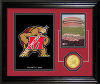 University of Maryland Fan Memories Desktop Photo Mint