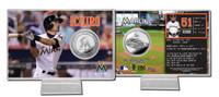 Ichiro Silver Coin Card