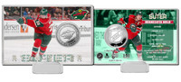 Ryan Suter Silver Coin Card