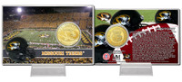 University of Missouri Bonze Coin Card