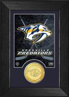 Nashville Predators Bronze Coin Mini Mint