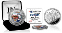 Sebastian Vollmer Silver Color Coin