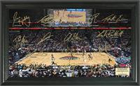 New Orleans Pelicans Signature Court