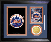 New York Mets Fan Memories Photo Mint