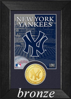 New York Yankees Minted Coin Mini Mint