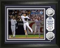 Derek Jeter Final Game Silver Coin Photo Mint