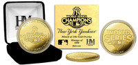 2009 World Series Champions Gold Mint Coin