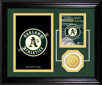 Oakland Athletics Fan Memories Photo Mint