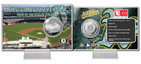 O .co Coliseum Silver Coin Card