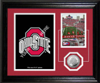 Ohio State Buckeyes Fan Memories Desktop Photomint