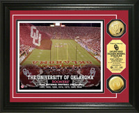 University of Oklahoma Gold Coin Photo Mint