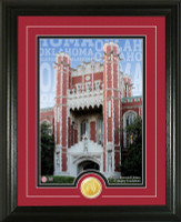 University of Oklahoma Campus Traditions Bronze Coin Photo Mint