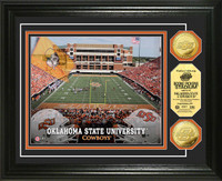Oklahoma State University Gold Coin Photo Mint