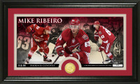 Mike Ribeiro Bronze Coin Panoramic Photo Mint