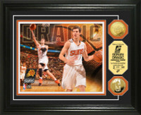 Goran Dragic Gold Coin Photo Mint