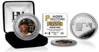 Andrew McCutchen Silver Color Coin