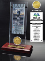 Super Bowl 43 Ticket & Game Coin Collection