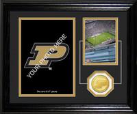 University of Purdue Fan Memories Desktop Photo Mint
