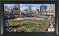 San Diego Padres Signature Field