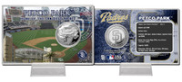 Petco Park Silver Coin Card