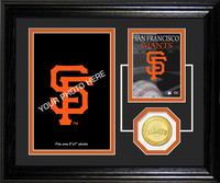 San Francisco Giants Fan Memories Photo Mint
