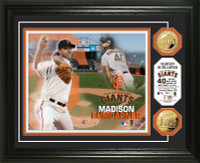 Madison Bumgarner Gold Coin Photo Mint