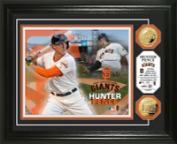 Hunter Pence Gold Coin Photo Mint