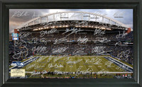 *Seattle Seahawks Signature Gridiron Collection