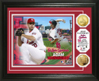Adam Wainwright Gold Coin Photo Mint
