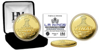 2012 Stanley Cup Champions Gold Coin