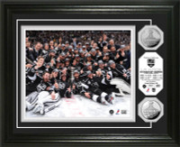 2012 Stanley Cup Champions Celebration Gold Coin Photo Mint