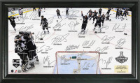 2012 Stanley Cup Champions Celebration Signature Rink