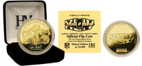 Super BowlxLIV l 24KT Gold Flip Coin